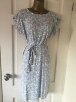 ❤️❤️STUNNING HOBBS CASUAL AUTUMN ANYTIME DRESS SIZE 10❤️❤️