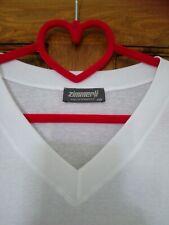 Zimmerli V Neck T-Shirt 220 Quality XXL