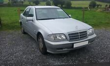 MERCEDES C180 W202 1998 5sp MANUAL PETROL O/S RIGHT BREAKING FOR PARTS N/S LEFT