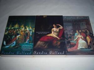 The Josephine BonaparteTrilogy By Sandra Gulland Books