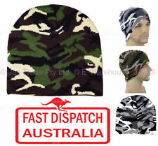 Acrylic Camouflage Hats for Men