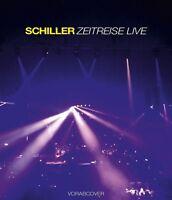 SCHILLER - ZEITREISE-LIVE (BLU-RAY)   BLU-RAY NEUF