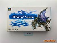 BAHAMUT LAGOON Nintendo Super Famicom SFC JAPAN Ref:314554