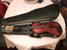 orig. Geige/Violine von William W. Wilkanowski, 1942