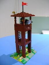 LEGO LOT #49 CUSTOM WW2 WORLD WAR 2 GERMAN GUARD TOWER MINIFIGURE MACHINE GUN