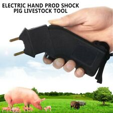 6V Mini Electric Cattle Prod Shock Goat Pig Livestock Tool Handhold Device CY