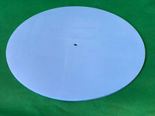 Silicone Rubber Turntable Mat 3mm Thick Blue