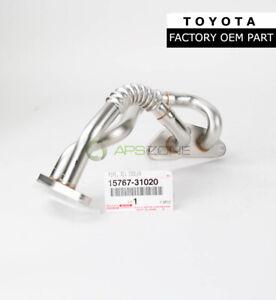 GENUINE TOYOTA HIGHLANDER LEXUS RX350 ENGINE OIL COOLER PIPE OEM 15767-31020