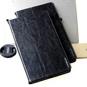 "Luxus Leder Schutzhülle Huawei MediaPad M3 (8,4"") Tablet Tasche Cover Case"
