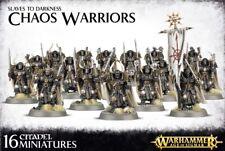 Slaves to Darkness Chaos Warriors Games Workshop Warhammer Age of Sigmar Krieger