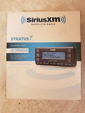 Sirius xm stratus 7 satellite radio brand new