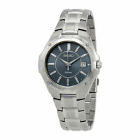 New Men's SGEE59 SEIKO Analog Stainless Steel Wrist Watch With Warranty