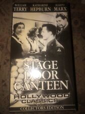 Stage Door Canteen (VHS/EP, 1999, Collectors Edition)