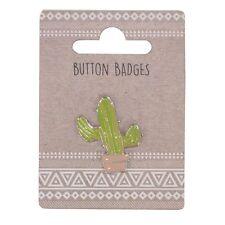 Pin/Button Badge ~ CACTUS