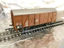 ** Rivarossi GV6003 DB Gs Brown Ferry Wagon Railway Transportation Corp 1:87