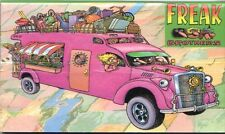 Fabulous Furry Freak Brothers  - On Bus - Cigarette Rolling Papers King Size