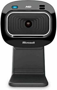100% Genuine Microsoft LifeCam Webcam HD 3000 720p HD Widescreen Skype Zoom