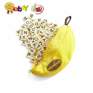 Bananagrams | New & Sealed | Family / Party Game For 1-8 Players