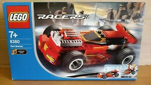 "LEGO RACERS 8380 ""RED MANIAC"""