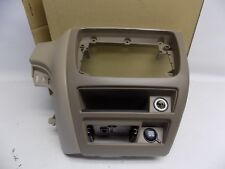 New OEM 2003-2007 Ford Taurus Center Console Instrument Panel Assembly Lighter