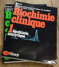 Biochimie clinique (les 2 volumes)