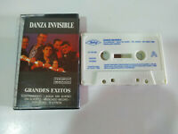 Danza Invisible Grandes Exitos Twins 1989 - Cinta Tape Cassette