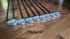 New listing Golf Clubs TaylorMade OS RAC Iron Set M-Flex (senior flex) right men graphite