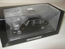 1:43 Renault 16 1965 black L.E. 1 of 1008 Minichamps 400113105 OVP new