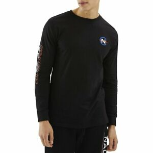 NAUTICA COMPETITION LAVEER TEE Size M