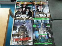 Doctor Who Magazines - 409,418,426