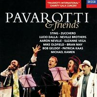Luciano Pavarotti - And Friends Dh (NEW CD)