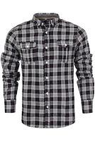 Mens Long Sleeve Shirt Brave Soul 'Cone' Brush Cotton Flannel Check Lumberjack