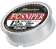 SUNLINE Shooter FC SNIPER Fluorocarbon Line