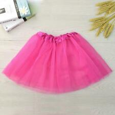 Adult Girls Multi-color Skirt Ballet Tutu Princess Dress Up Dance Wear Costume P