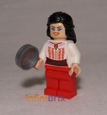 LEGO Marion ravenwoord da Set 7195 imboscata al Cairo Indiana Jones NEW iaj036