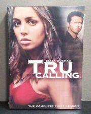 Tru Calling: The Complete First Season   (6 DVD Box Set)     BRAND NEW
