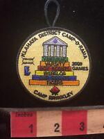 2009 Games CAMP BRINKLEY Klahaya District Camp-O-Rama Boy Scout Patch 70WI