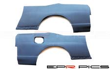 GTR Full Length Rear Over Fenders Pair for Nissan Skyline R33 GTS