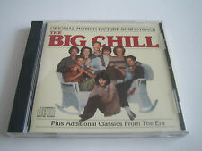 CD THE BIG CHILL ORIGINAL MOTION PICTURE SOUNDTRACK  *MARVIN GAYE, THE RASCALS*