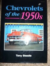 Chevrolets of the 50's, book