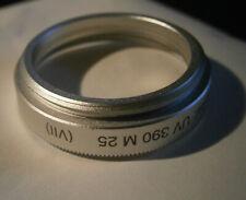 Hama HTMC Digital UV 390 M25 (VII) UV Sperr-Filter Cam Kamera