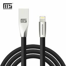 5FT USB charger cable cord Apple iPhone 7 6S 6 5S 5 Plus iPad Air Mini lightning