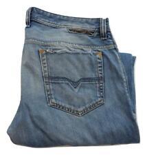 Diesel Safado Regular Slim Straight Jeans 0885V Waist 38 Leg 31 Button Fly M7506