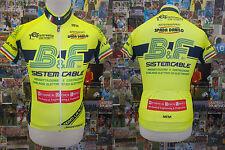 maglia ciclismo bike shirt maillot trikot camiseta TEAM LA ROSA A758