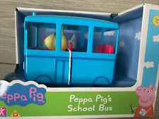 Peppa Pig Fahrzeug-Peppa Schweine Schulbus