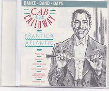 Cab Calloway-Frantic In The Atlantic (CD)album