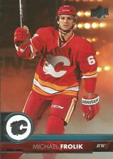 Michael Frolik #27 - 2017-18 Series 1 - Base