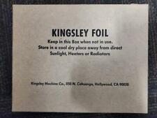 Kingsley Machine 3