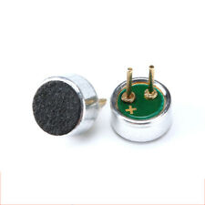 10pcs 6x2.2mm Electret Microphone/Capacitive/Mp3 Accessory Microphone/Mic