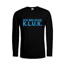 S Xxxl Neu Klug T-shirt T Shirt Tshirt T-shirts 100% Baumwolle Stedman Blau Gr